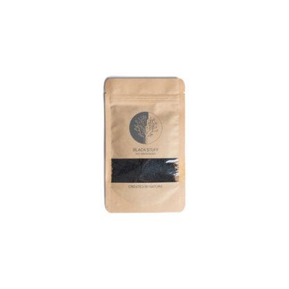 Black Stuff …on looduslik lignofenooli ühend, mis on saadud elus puust. …võimaldab kehal hankida raku tasemel toitaineid, antioksüdante, rasvhappeid ja mineraale. …aitab hoida keha tervena ja tasakaalus. …eemaldab kehast vabu radikaale ja raskemetalle, keskkonna toksiine, surnud rakke ja isegi viirusi. Kasutamisel oleks mõistlik valmistada endale päevaks joogitopsi valmis lahus. Lahuseks sobib näiteks mahl, jäätee, smuuti… Tarbida tuleks seda lahust terve päeva jooksul. Siis jõuab keha vajalikud mineraalid paremini omandada. Vaata lisa ka Black Stuff …on looduslik lignofenooli ühend, mis on saadud elus puust. …võimaldab kehal hankida raku tasemel toitaineid, antioksüdante, rasvhappeid ja mineraale. …aitab hoida keha tervena ja tasakaalus. …eemaldab kehast vabu radikaale ja raskemetalle, keskkonna toksiine, surnud rakke ja isegi viirusi. Kasutamisel oleks mõistlik valmistada endale päevaks joogitopsi valmis lahus. Lahuseks sobib näiteks mahl, jäätee, smuuti… Tarbida tuleks seda lahust terve päeva jooksul. Siis jõuab keha vajalikud mineraalid paremini omandada. Vaata lisa ka https://blackstuff.world?ref:NDg4NzcuMTM5Mi40NzkzMy5U